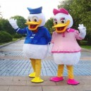 Supply Donald Duck Cartoon Walking Doll Clothing Cartoon Doll Clothing Doll Clothing Doll Costumes Mascot Costume