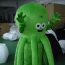Supply Octopus Cartoon Walking Doll Clothing Doll Clothing Ocean Series Doll Clothing Cartoon Costumes Mascot Costume