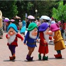 Supply Seven Dwarfs Cartoon Walking Doll Clothing Cartoon Dolls Doll Clothing Doll Costumes Mascot Costume