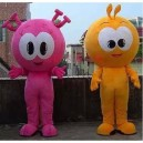 Cartoon Clothing Cartoon Dolls Walking Cartoon Dolls Doll Clothing Performance Props Mascot Costume