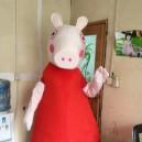 Supply Cartoon Costumes Walking Cartoon Dolls Cartoon Clothing Performance Props Male Piglets Mascot Costume