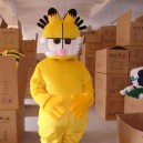 Cartoon Costumes Walking Cartoon Dolls Cartoon Doll Dress Performance Props Coffee Cat Mascot Costume