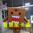 Supply Cartoon Costumes Walking Cartoon Dolls Cartoon Doll Dress Performance Props Raging Lara Mascot Costume