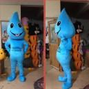 Supply Cartoon Costumes Walking Cartoon Dolls Cartoon Doll Dress Performance Props Drops Mascot Costume