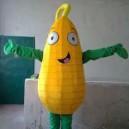 Cartoon Costumes Walking Cartoon Dolls Cartoon Doll Dress Performance Props Fruit Corn Mascot Costume