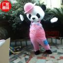 Supply Cartoon Costumes Walking Cartoon Dolls Cartoon Doll Dress Performance Props Panda Mascot Costume