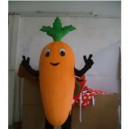Cartoon Costumes Walking Cartoon Dolls Cartoon Doll Dress Performance Props Vegetables Carrots Mascot Costume