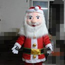 Supply Cartoon Costumes Walking Cartoon Dolls Cartoon Doll Santa Claus Dress Performance Props Mascot Costume