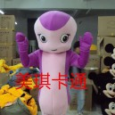 Cartoon Mascot Costume Cartoon Figures Clothing Cartoon Doll Clothing Props Snake