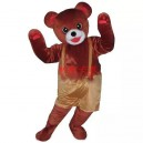 Supply Cartoon Costumes Walking Cartoon Dolls Cartoon Doll Dress Performance Props Bears Mascot Costume