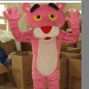 Supply Cartoon Costumes Walking Cartoon Dolls Cartoon Doll Dress Performance Props Pink Panther Mascot Costume