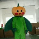Cartoon Costumes Walking Cartoon Dolls Cartoon Doll Dress Performance Props Pumpkin Mascot Costume