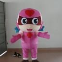 Supply Animation Big Red Doll Models Doll Cartoon Clothing Cartoon Dolls Superman Kindergarten Early Learning Center Mascot Costume