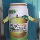 Fruit Drinks Bottle Cartoon Doll Clothing Cartoon Dolls Original Pressing Sydney Corporate Propaganda Cartoon Clothing Mascot Costume