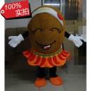 Supply Hong Kong Taiwan and Macao Bread Quality Fabric Dolls Cartoon Dolls Cartoon Clothing Mascot Costume