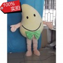 Supply Peaches Cartoon Doll Clothing Can Show Props Walking Cartoon Dolls Fruit Japanese Books This Anime Dress Cos Mascot Costume