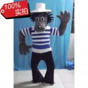Supply Cartoon Cartoon Doll Costume Hat Wolf Cartoon Clothing Stent Placed in Front of The Store Mascot Costume