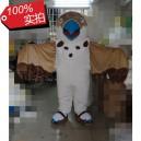 Supply Parrots Birds Cartoon Costumes Walking Cartoon Dolls Dolls Performances Cos Props Cartoon Dress Mascot Costume