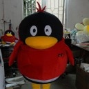 Supply Tencent Qq Members Penguin Mascot Cartoon Dolls Walking Cartoon Dolls Plush Dolls Clothing Mascot Costume