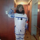 Supply Cartoon Doll Moon Pilot Space Suit To Wear Space Suits Divine Adult Cartoon Clothing Suit Mascot Costume