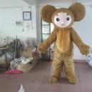 Cartoon Mascot Costume Suit Model Youxihou Hiphop Monkey Monkey Cartoon Costumes with Big Ears