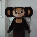 Supply Russia Big Ears Cartoon Monkey Cartoon Clothing Ah La Cheburashka Mascot Costume