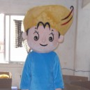 Supply Wen Ming Civilization Cartoon Character Hats Cartoon Clothing Cartoon Dolls Cong Cong Obviously Television Activities Mascot Costume