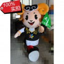 Supply 2014 Goat Cartoon Dolls Cartoon Clothing Shop Local Tourist Welcoming Place Sheep Cartoon Clothing Mascot Costume