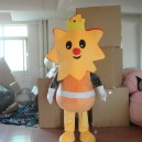 Supply 2014 Plant Sunflower Cartoon Mascot Costume To The Japanese Children Books Show Stage Sun Cartoon Dolls Clothing
