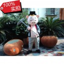 Supply Cartoon Costumes Cartoon Doll Clothing Mcdull Pig Pig Cartoon Dolls Cartoon Clothing Journey Mascot Costume