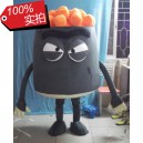 Supply Cartoon Doll Clothing Dishes Food Walking Cartoon Dolls Cartoon Clothing Aberdeen Salmon Mascot Costume