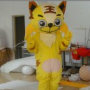 Supply Cartoon Tiger Costumes Performing Props Apparel Advertising Gift Wedding Clothing Mascot Costume