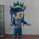 Supply Japanese Books This Cartoon Plush Doll Dress Up Cartoon Characters Cos Web Games Cartoon Clothing Mascot Costume