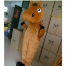 Supply 2014 New Cartoon Walking Doll Clothing Cartoon Show Clothing Alien Horse Mascot Costume