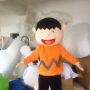 A Dream Series of Cartoon Characters Walking Doll Clothing Cartoon Costumes Performing Mascot Costume