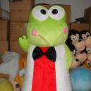 Cartoon Clothes Frog Cartoon Clothing Performance Apparel Mascot Costume