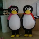 Supply Manufacturers Qq Doll Clothing Costumes Costumes Performance Clothing Penguins Mascot Costume