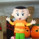 Supply The Bulk of The First Father Son Costumes Walking Cartoon Dolls Cartoon Clothing Performance Clothing Mascot Costume