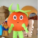 Supply Tomato Cartoon Animation Clothing Plush Doll Clothes Dress Clothes Mascot Costume