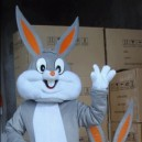 Supply Zodiac Rabbit Plush Doll Clothing Bugs Bunny Cartoon Costumes Clothes Mascot Costume
