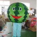 Supply Cartoon Doll Clothing Cartoon Watermelon Fruit Apparel Clothing Shanghai Mascot Costume