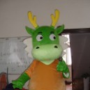 Supply Dinosaur Cartoon Doll Clothing Doll Clothing Cartoon Costumes Mascot Costume