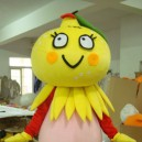 Supply Heilongjiang and Jilin Fruit Orange Clothing Doll Clothing Cartoon Dolls Clothes Mascot Costume
