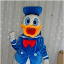 Supply The Old Cartoon Duck Cartoon Dolls Clothing Wedding Supplies Section of Japanese Books Supplies Festive Clothing Donald Duck Mascot Costume