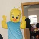 Tsui Duck Cartoon Show Clothing Apparel Plush Celebration Clothes Mascot Costume