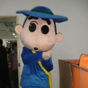 Supply Cartoon Character Costume Doll Dress Costumes Crayon Mascot Costume