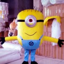 Supply Despicable Me Despicable Despicable Cartoon Doll Cartoon Clothing Cartoon Dolls Little Yellow Man Clothing Mascot Costume