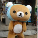 Supply Q Version Easily Bear Cartoon Dolls Doll Clothing Doll Dress Clothes Mascot Costume