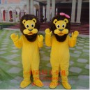 Supply Lion Cartoon Doll Clothing Cartoon Walking Doll Clothing Cartoon Show Clothing Doll Clothes Hairy Lion Mascot Costume