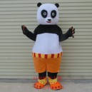 Supply Television Cartoon Characters Walking Doll Cartoon Doll Clothing Doll Kung Fu Panda Cartoon Costumes Mascot Costume